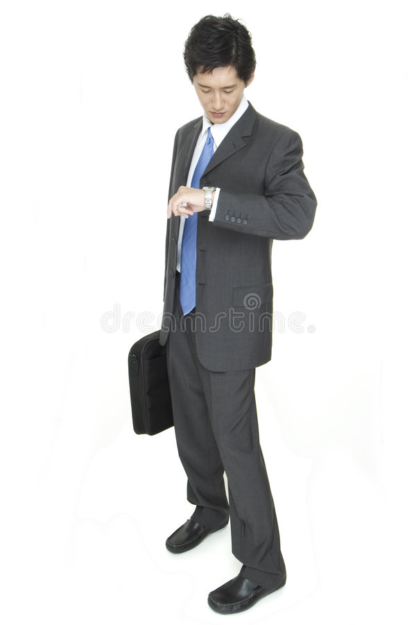 Download Late stock image. Image of over, colleague, fashionable - 100205
