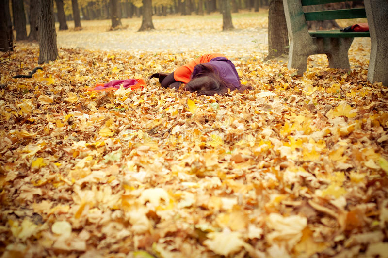 Late Autumn Royalty Free Stock Images