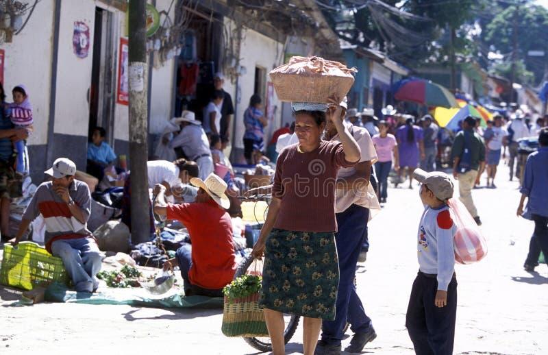 LATEIN-AMERIKA HONDURAS COPAN lizenzfreies stockfoto