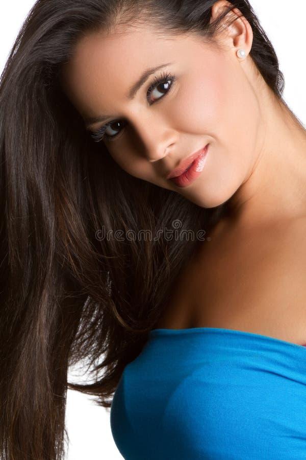 Lateinische Frau lizenzfreie stockbilder