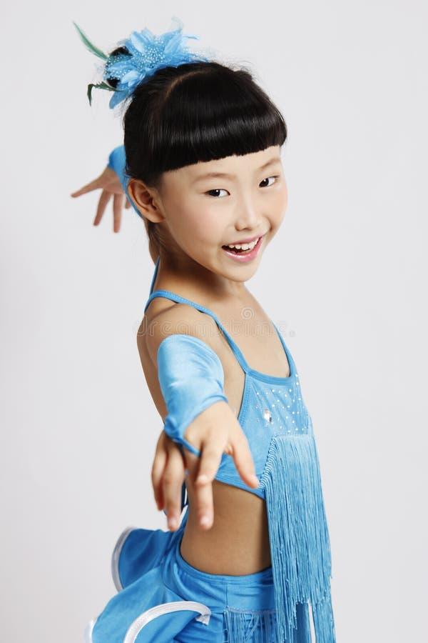 Lateinischer Tanz stockfoto
