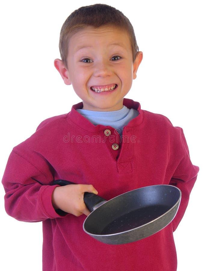 Laten we Cook! royalty-vrije stock foto's