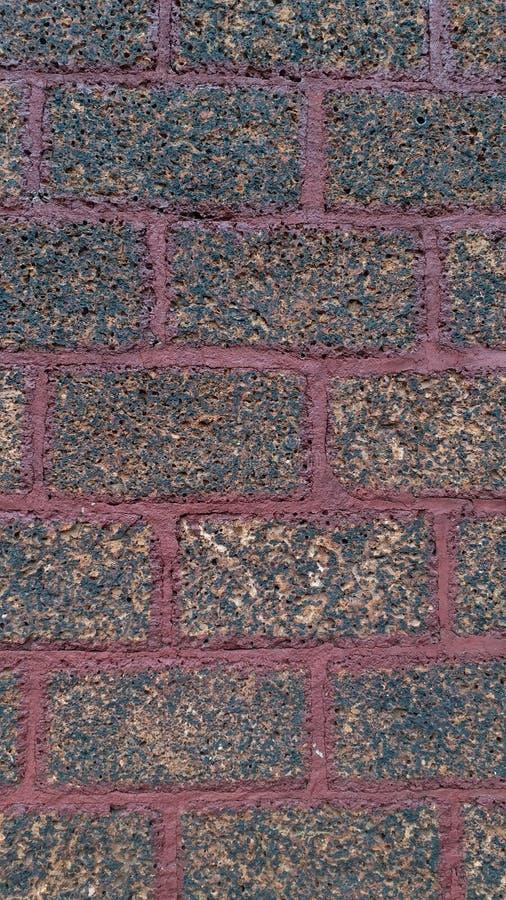 Laterite τοίχος πετρών στοκ φωτογραφία με δικαίωμα ελεύθερης χρήσης