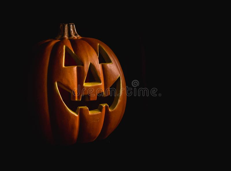 Laterne Jack-O stockfotos