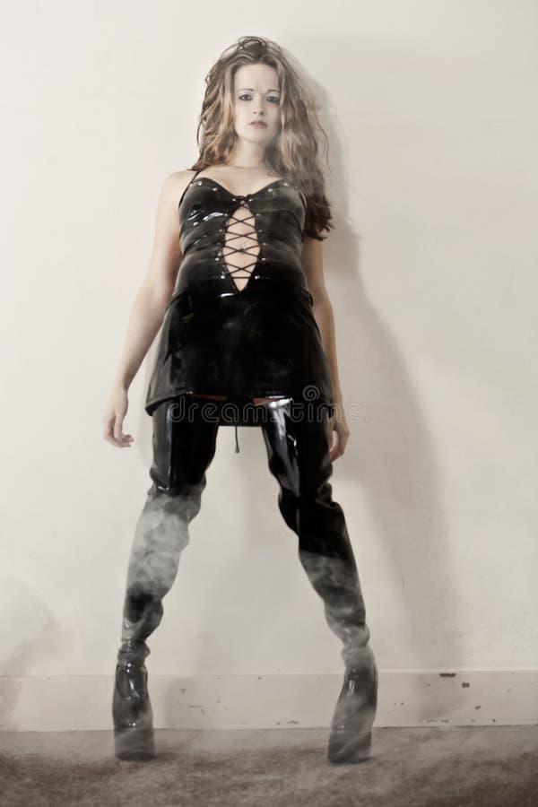 latex girl xvideo smoking