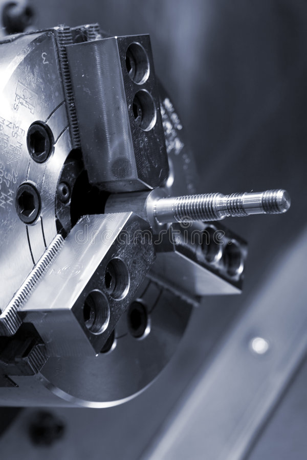 Free Lathe Stock Photography - 3953272