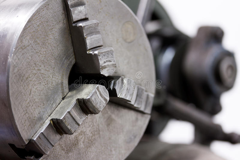 Download Lathe chuck stock image. Image of shop, machines, metalwork - 22449077