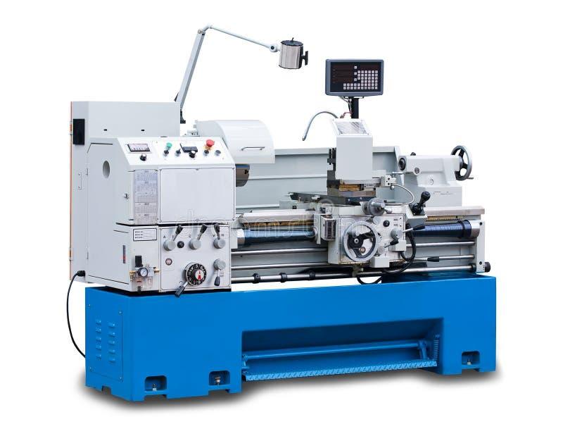 Lathe machine stock photography