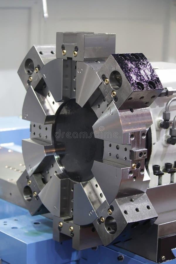 Download Lathe Machine stock image. Image of engineer, fluid, shavings - 32068209