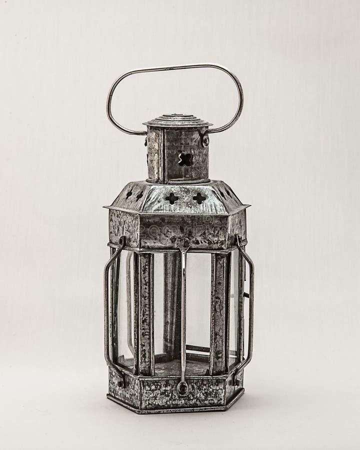 Lathern metaal royalty-vrije stock afbeeldingen