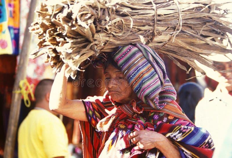 LATIJNS AMERIKA GUATEMALA CHICHI stock foto's