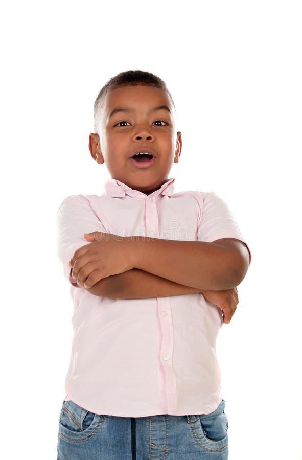 Latijns kind stock fotografie