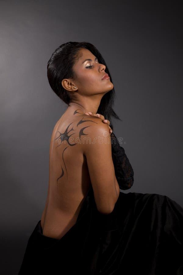 Latijnse schoonheid stock foto