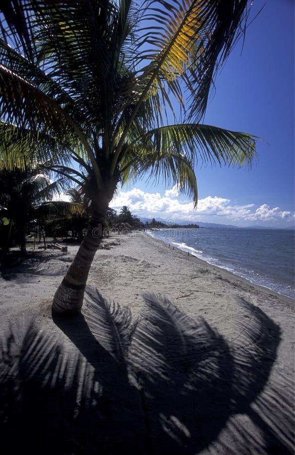 Free LATIN AMERICA HONDURAS CARIBIAN SEA Stock Image - 46541641