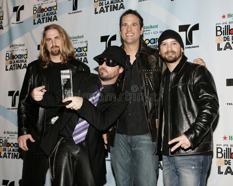 2006 Latin Billboard Awards stock photos