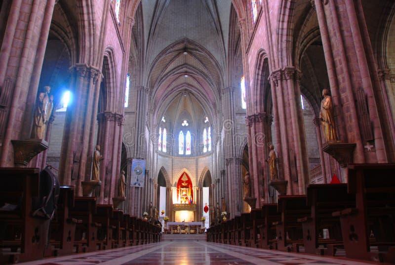 Latin church stock images