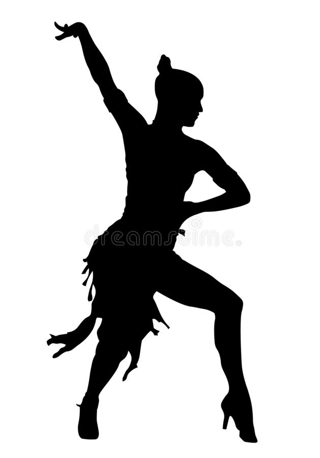 Latin Dancer Silhouette Stock Illustrations 1 759 Latin Dancer Silhouette Stock Illustrations Vectors Clipart Dreamstime