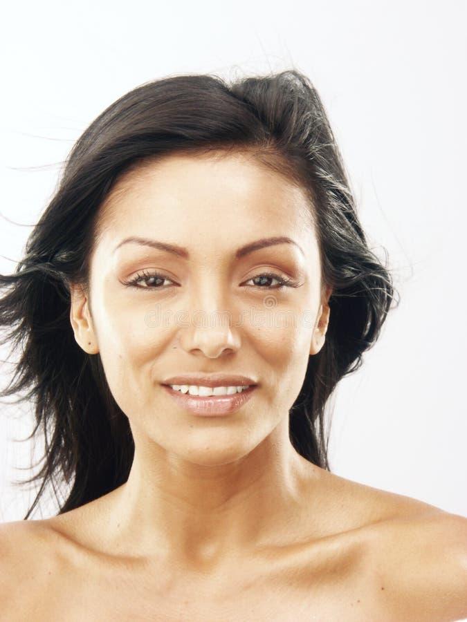 Free Latin Fresh Woman. Royalty Free Stock Photography - 22239487
