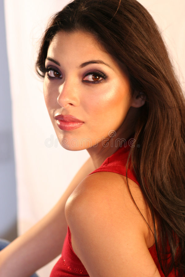 Latin Glamour royalty free stock photography