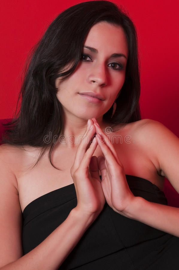 Download Latina stock photo. Image of lovely, attractive, beautiful - 16149846