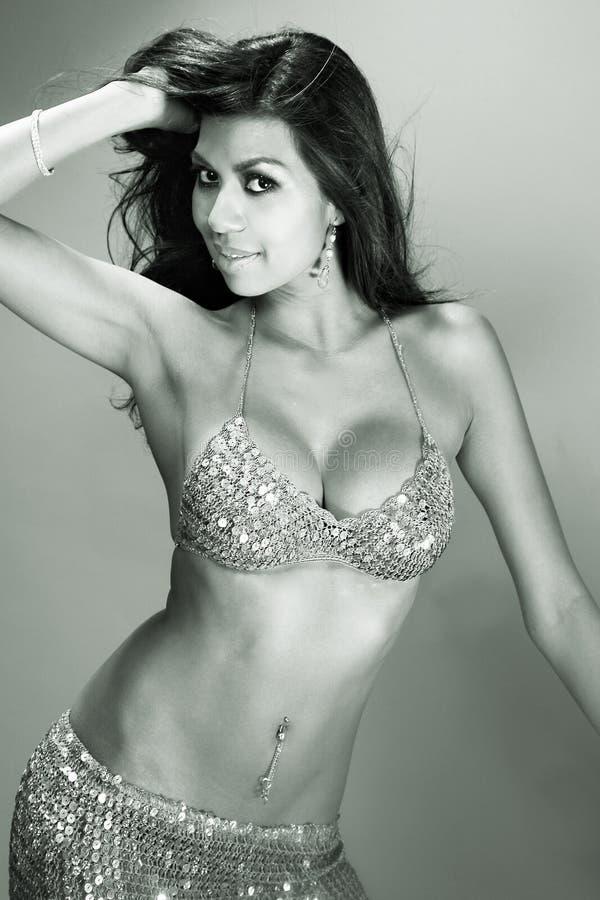 latina sexig kvinna royaltyfri bild