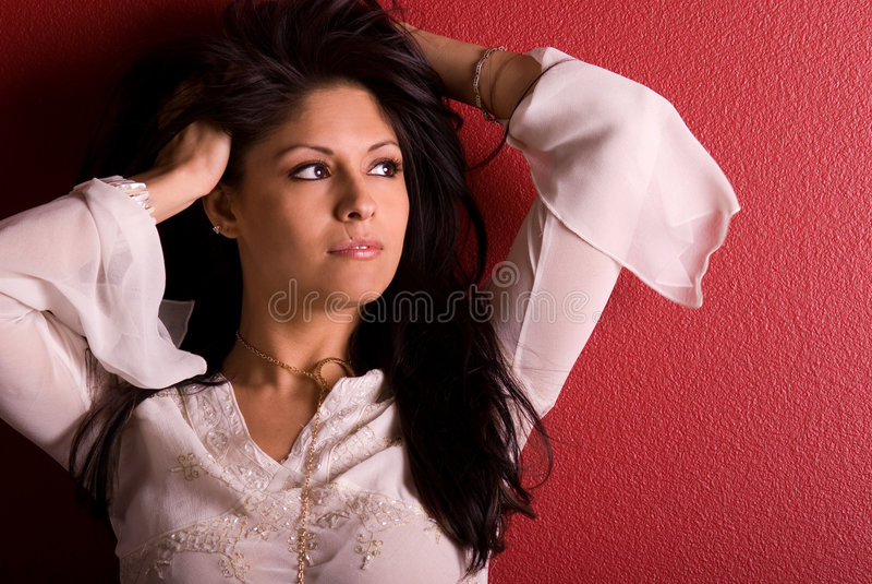 Latina sexy. photos stock