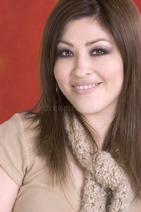 Latina Woman stock photo