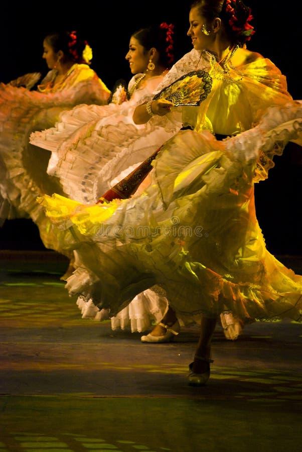 latino танцоров стоковые изображения