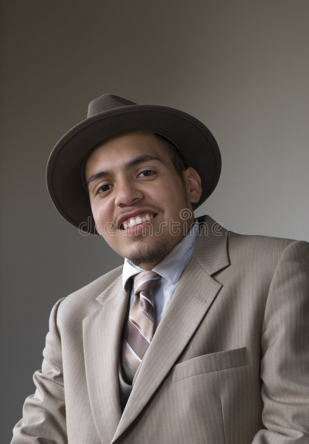 Latino ambitions stock images