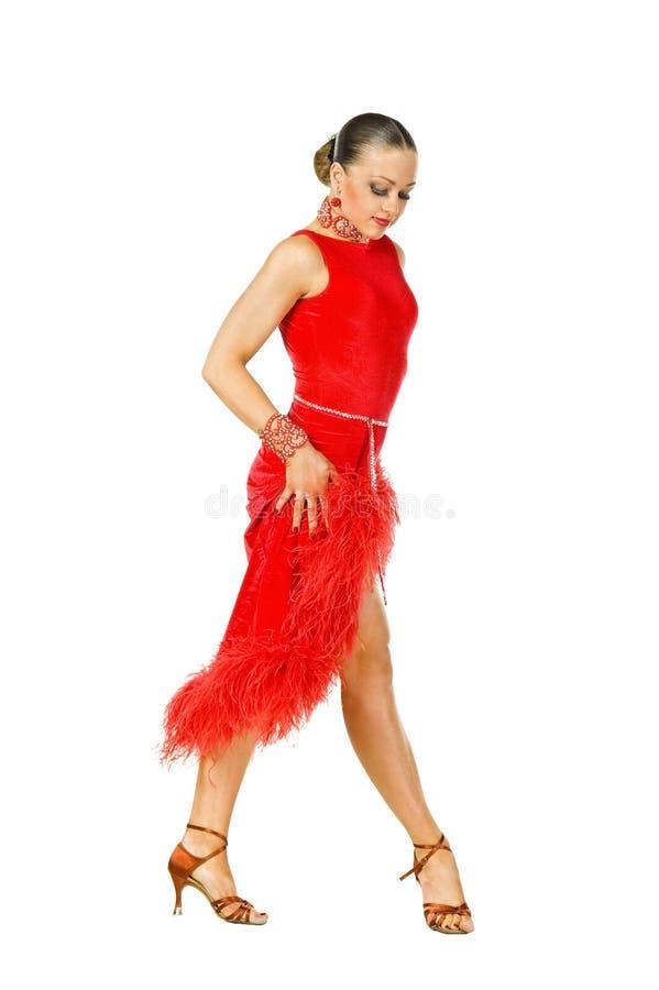 Free Latino Dancer Posing Stock Photos - 18539353