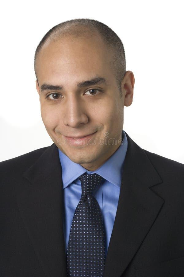 Latino man portrait royalty free stock photo