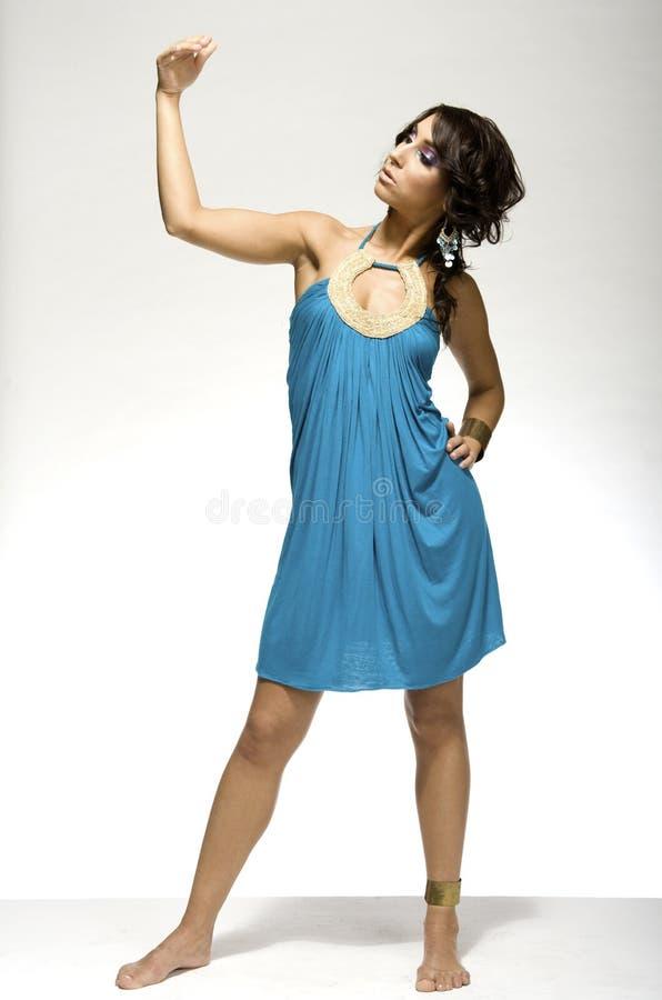 Latino woman stock photography