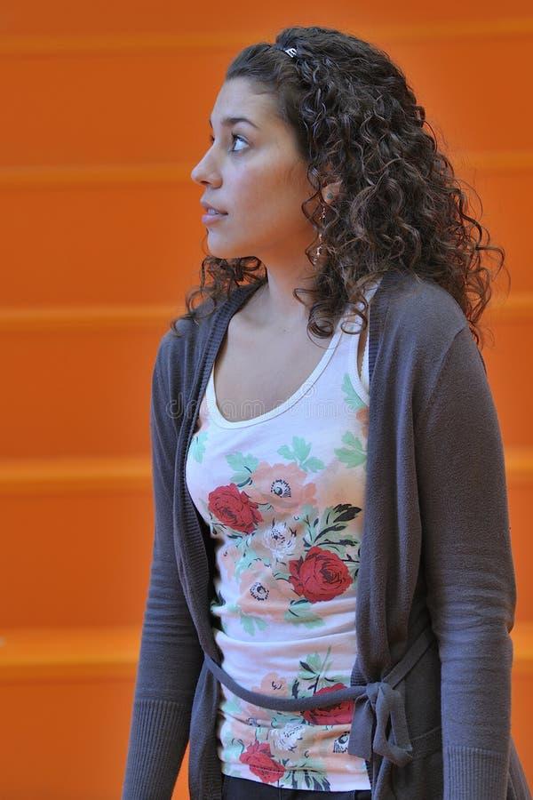 Latinsk Flicka Royaltyfria Bilder