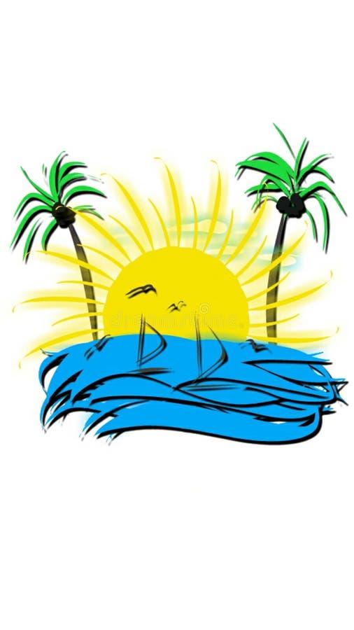 Download Lato ilustracji. Ilustracja złożonej z artystyczny, szczęśliwy - 53785288