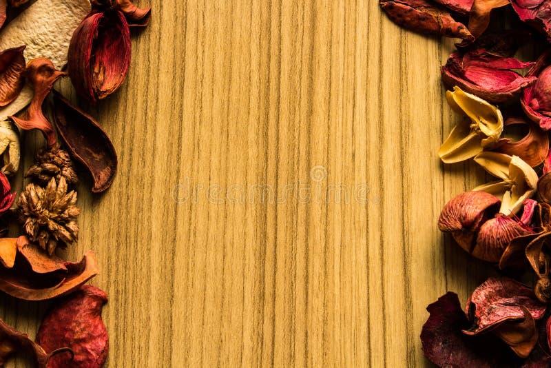 Lato dei fiori due fotografia stock