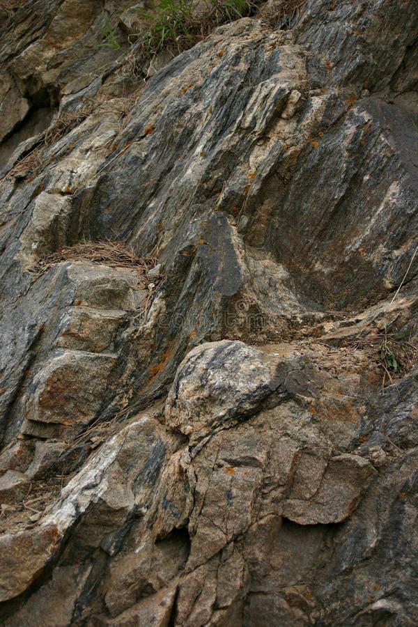 Lato della montagna immagini stock libere da diritti