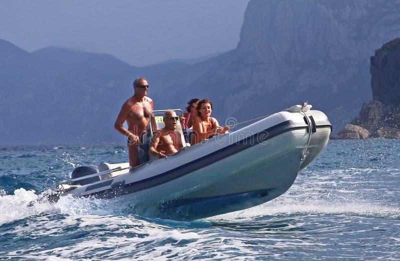 Lato letnicy w Sardinia obrazy royalty free