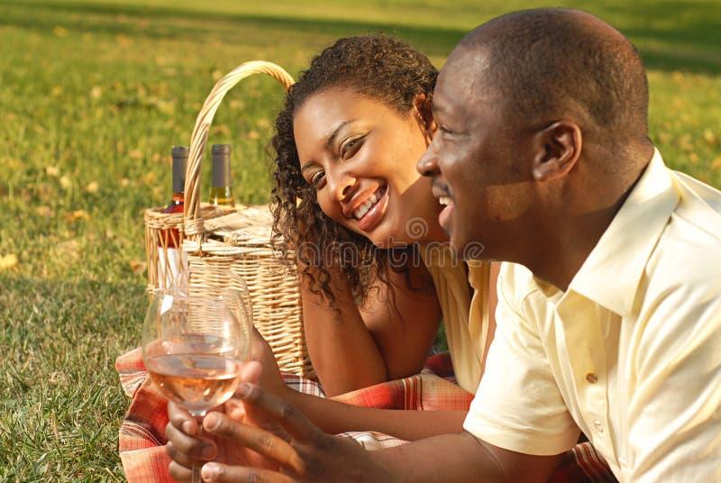 lato na piknik obrazy stock