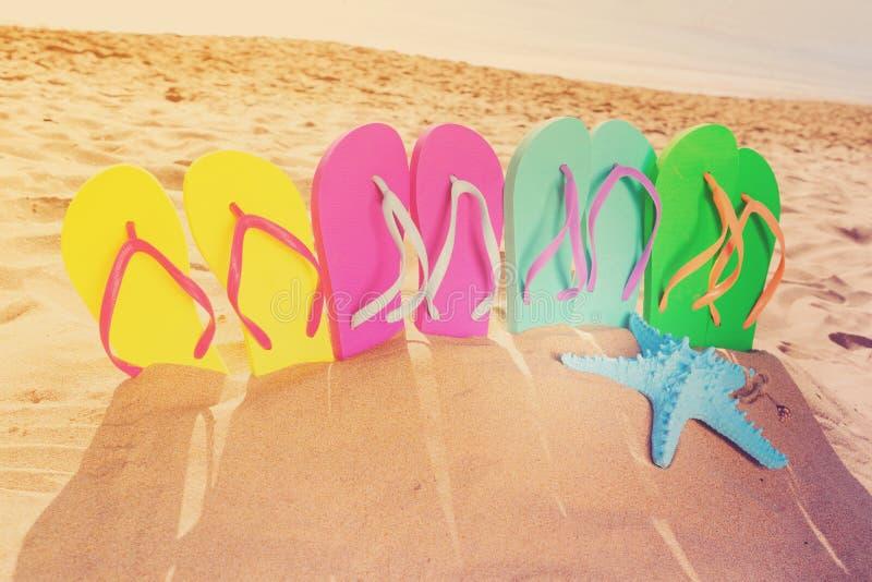 Lato plażowa zabawa zdjęcia royalty free