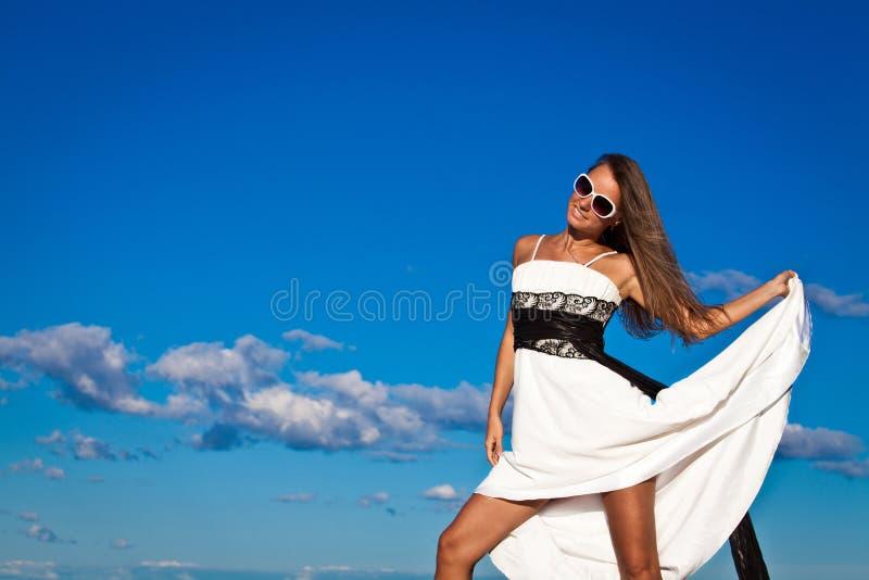 Lato przyjemność zdjęcia stock