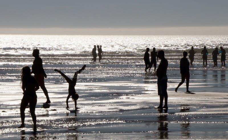 Lato rytuałów Wodny życie jest dobry zdjęcie stock