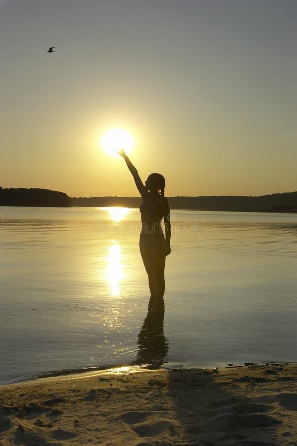 lato słońca obraz royalty free