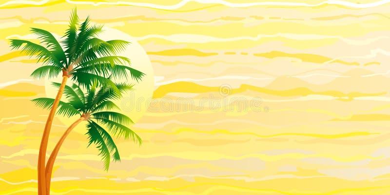 lato słońca ilustracji