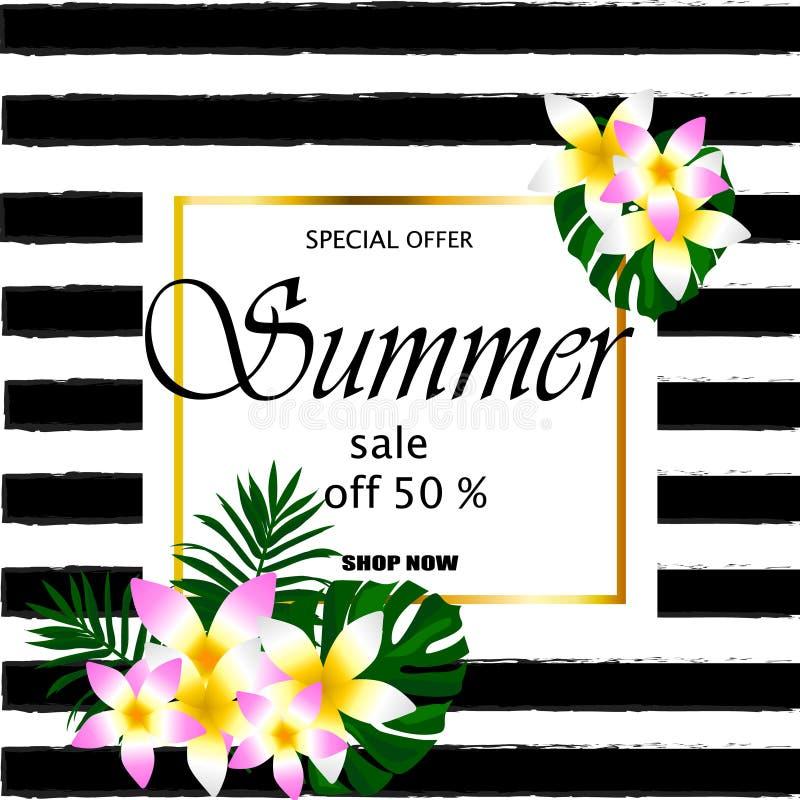 Lato sprzedaży pojęcie ilustracji
