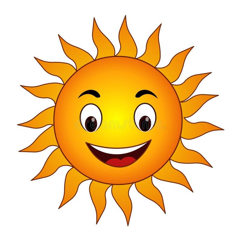 Lato Sun ilustracji