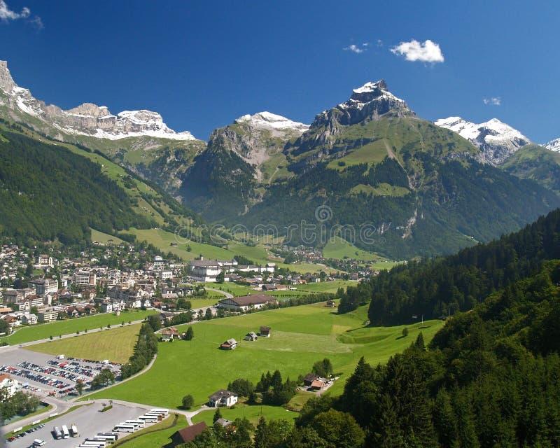 lato Szwajcarii obrazy stock