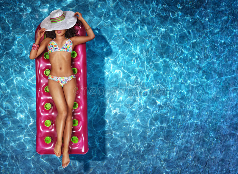 Lato wakacje obraz stock