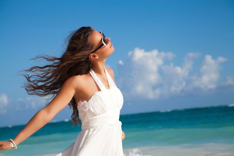 Lato zawsze stawia uśmiech na mój twarzy obrazy stock