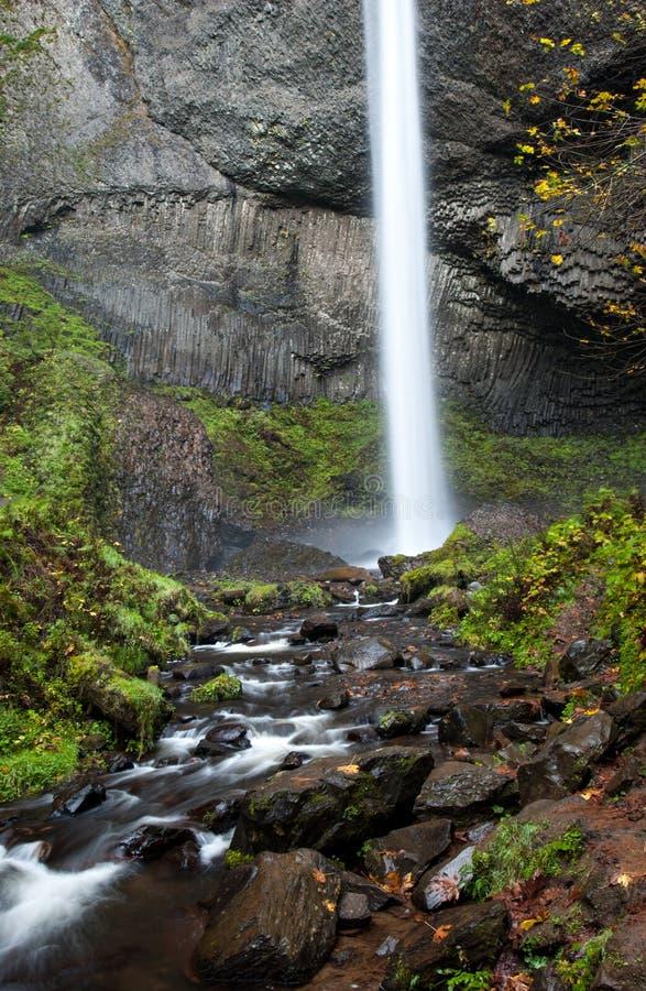 Free Latourell Falls, Columbia River Gorge, Oregon Royalty Free Stock Photos - 38622318