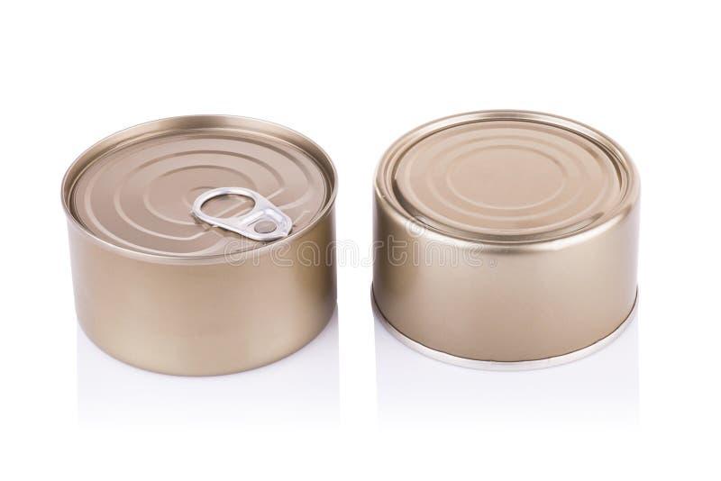 Download Latta Di Alluminio Su Un Fondo Bianco Immagine Stock - Immagine di airtight, isolato: 56875745